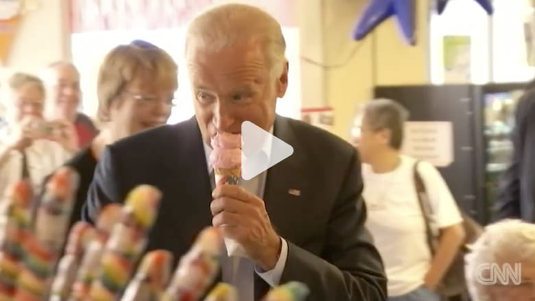 ما سبب هوس جو بايدن بالمثلجات؟