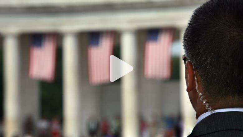 حماة الرئيس الأمريكي السريون.. قوة عريقة لكن منهكة