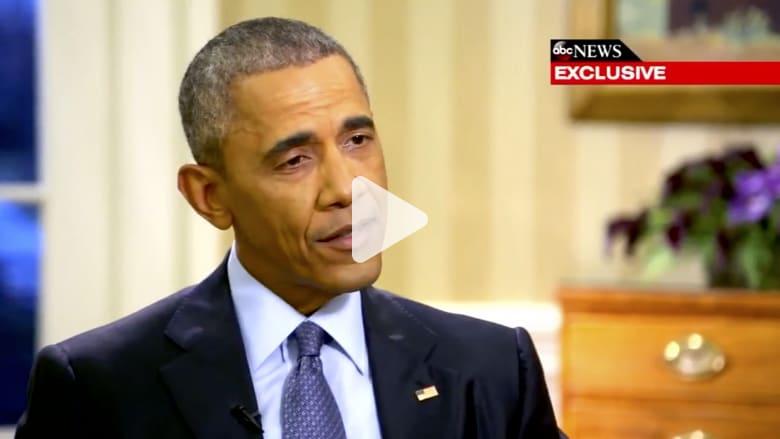 """أوباما يعلق على حادثة """"فورت لودرديل"""""""