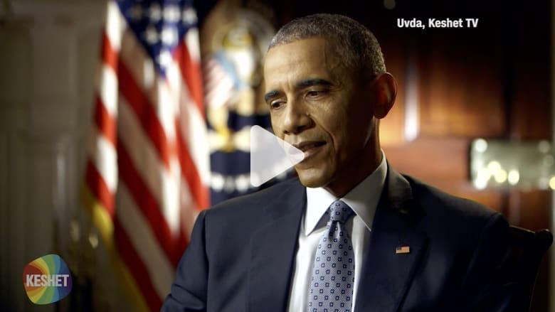 أوباما لقناة إسرائيلية: لنرى إن كان نتنياهو سينام أفضل في عهد ترامب