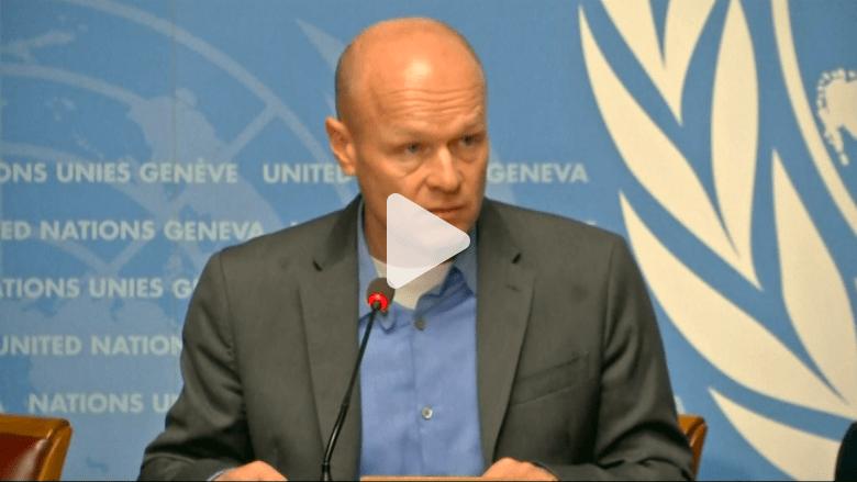 """الأمم المتحدة: """"انهيار كامل للانسانية في حلب"""""""