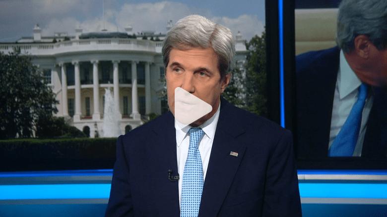 كيري يرفض انتقادات ترامب لميركل: تدخل غير لائق