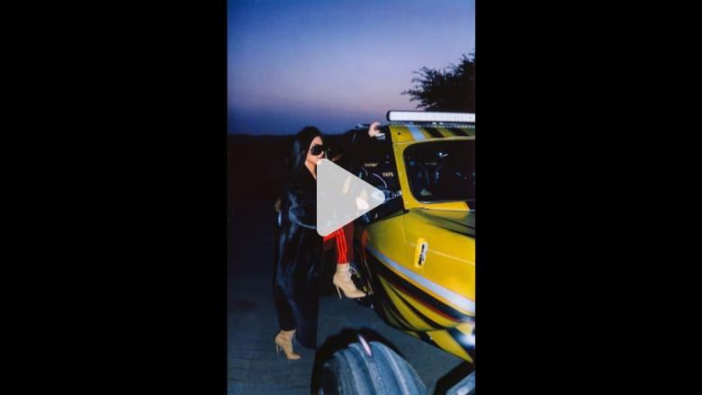 هكذا قضت كيم كارداشيان عطلتها في دبي