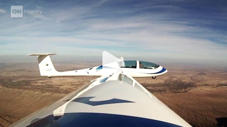 تعالوا في رحلة على متن طائرة بلا محركات!