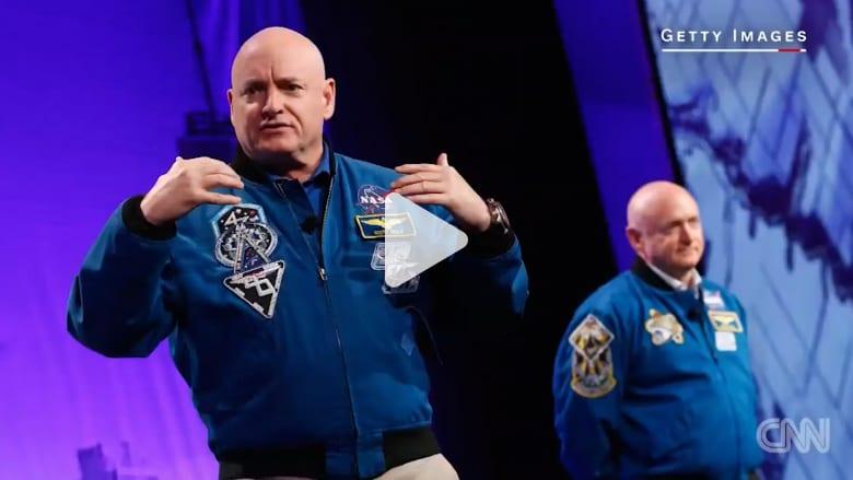 السفر إلى الفضاء غيّر من طبيعية كروموسومات سكوت كيلي