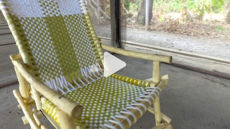 كرسي يقضي على الملاريا والحشرات معاً