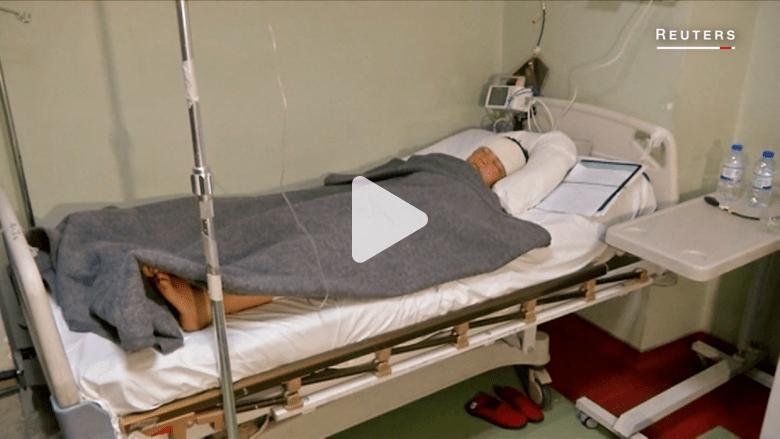 مراسل CNN يزور ضحايا هجوم كيماوي شنه داعش بالموصل