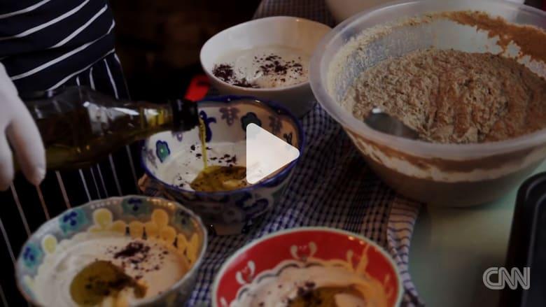 دمشق في لندن.. تعرّفوا إلى مطعم عماد ومأكولاته السورية الشهية