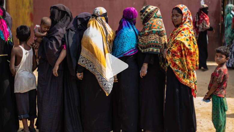 """""""المأساة الصامتة"""" للاجئي الروهينغا في بنغلاديش"""