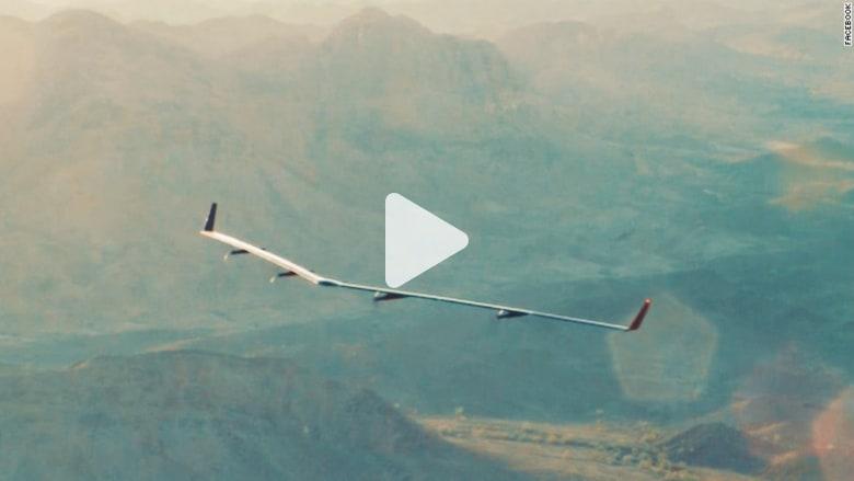 هل تتحول فيسبوك لمجال الطيران لضمان وصول خدماتها؟