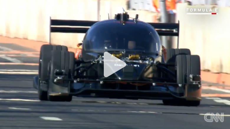 أول سيارة بخاصية القيادة الذاتية تسير في شوارع المغرب