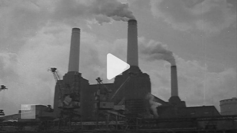 """محطة """"تاريخية"""" لتوليد الطاقة في لندن تتحول إلى مشروع فاخر"""