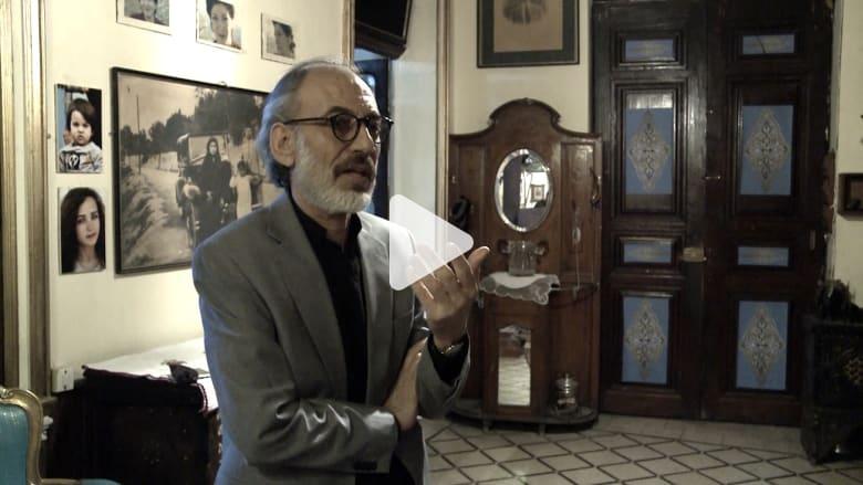 """غسّان مسعود يبحث عن السلام في"""" ترجمان الأشواق"""""""