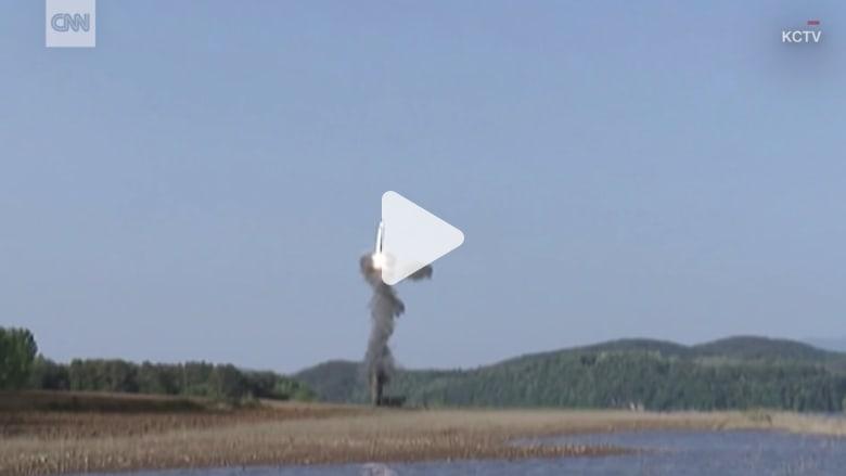 كوريا الشمالية تطلق صاروخاً باليستياً جديداً