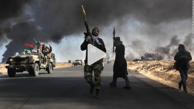 ما الذي يحدث في ليبيا؟