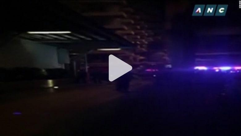 شاهد.. هروب وإطلاق نار خلال الهجوم على منتجع سياحي في الفلبين