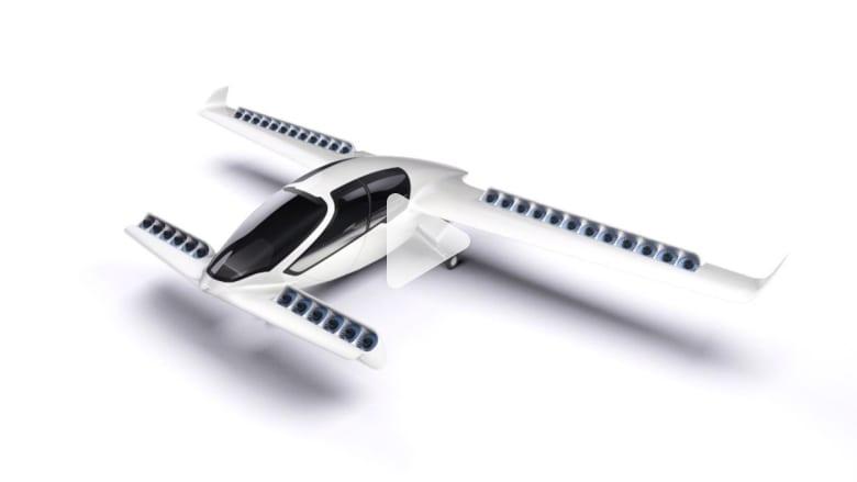 قريباً.. تكاسي طائرة للاستخدام العام بسرعات تصل إلى 300 كم/س
