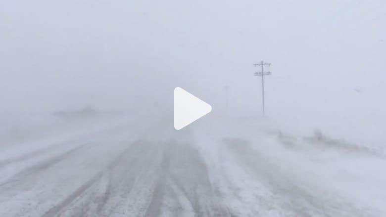 """شاهد.. الشتاء """"وصل مبكرا"""" في هذه الولاية الأمريكية"""