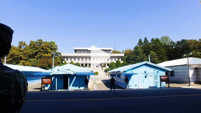 نظرة داخل المنطقة المنزوعة السلاح بين الكوريتين
