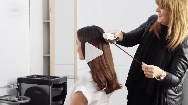 هذا الجهاز سيحلّل شعرك ويصنع شامبو خاص بك