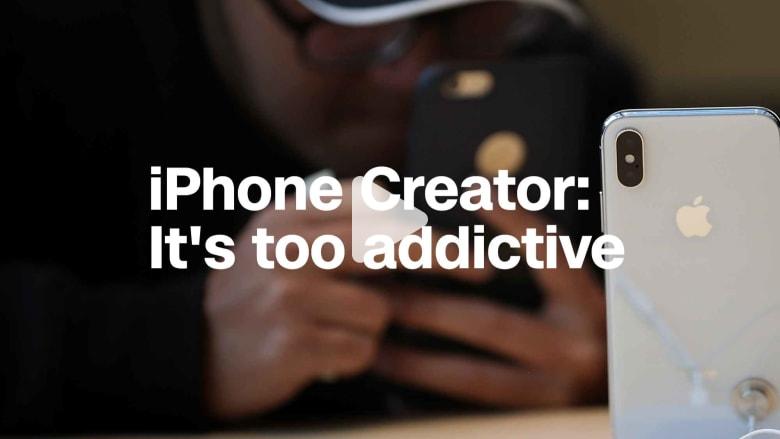 أحد مطوّري آيفون: هكذا سنتخلص من الإدمان على الهواتف