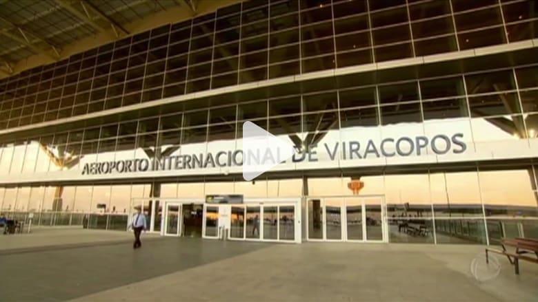 شاهد.. مجرمون يقتحمون مطاراً بالبرازيل ويسرقون 5 ملايين دولار
