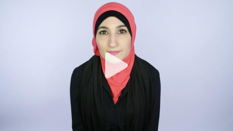 ليندا صرصور.. ناشطة أمريكية مسلمة قادت مسيرة نسائية