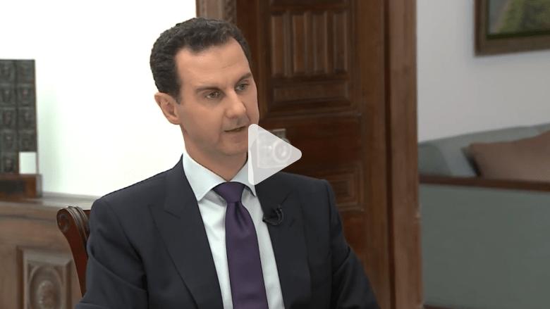 الأسد: يستهدفون القواعد الإيرانية وهي ليست موجودة