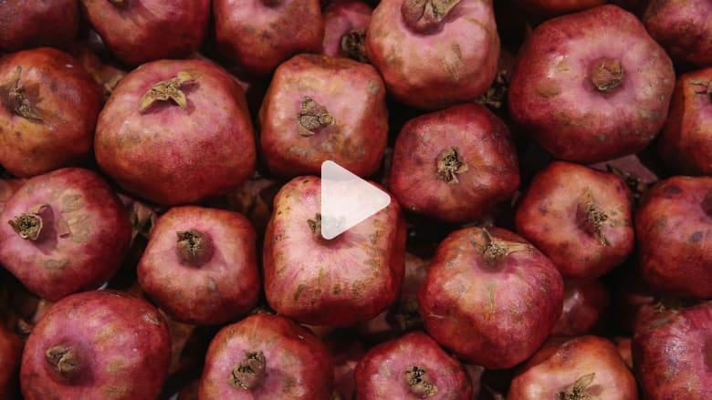 """""""أحمر يا رمان"""".. إلى ماذا ترمز هذه الفاكهة في أذربيجان؟"""