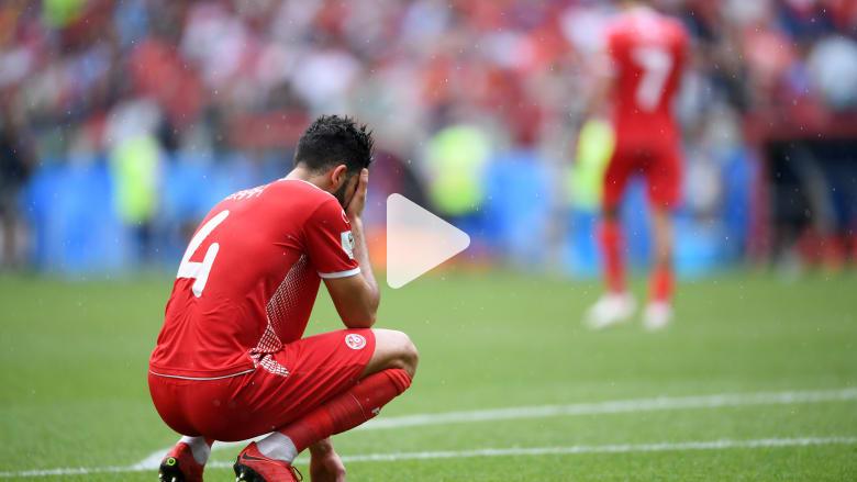 مساكم مونديال.. الخبرة تهزم الشجاعة في موقعة تونس وبلجيكا