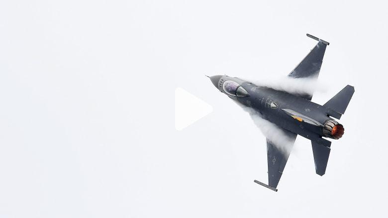 تعرف على مقاتلة F16 التي تمتلكها العديد من الدول العربية