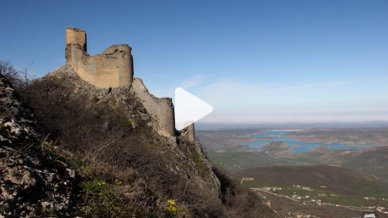 استكشف أجمل القلاع أثناء التنزه في الطبيعة الأذربيجانية!