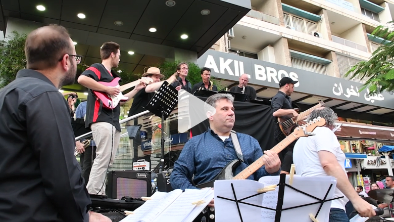 أسبوع موسيقي ببيروت يتحدى الاستجابات السلبية للقضية السورية