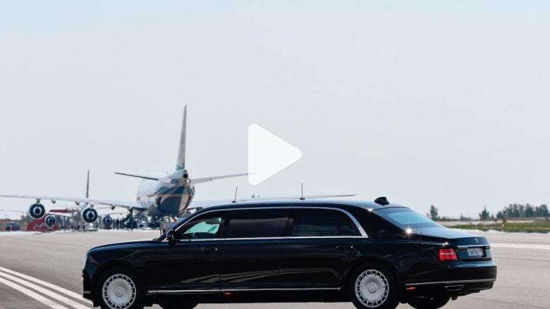 سيارة بوتين