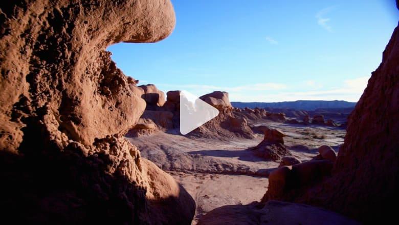 """ما قصة هذه الصخور التي تشبه """"العفاريت""""؟"""