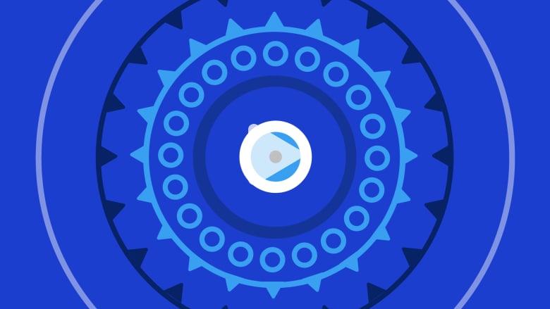 الخرزة الزرقاء