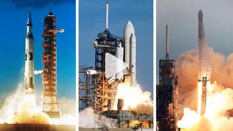 """بـ120 ثانية.. هكذا صنعت """"ناسا"""" التاريخ خلال 60 عاما"""