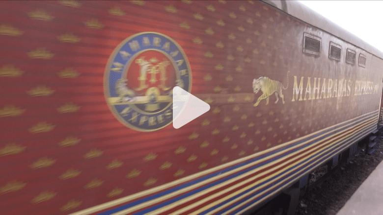 تعالوا معنا في رحلة بالهند داخل أفخم قطار في العالم