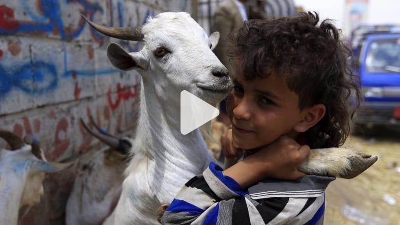 أجمل صور احتفالات العيد حول العالم