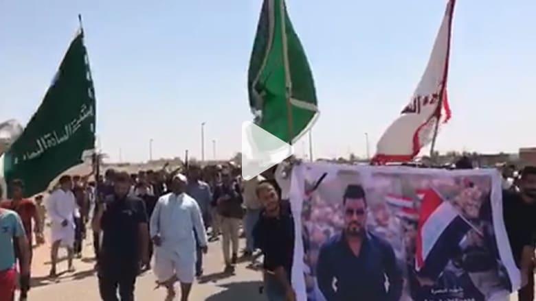استمرار الاحتجاجات في البصرة ومقتل 7 أشخاص