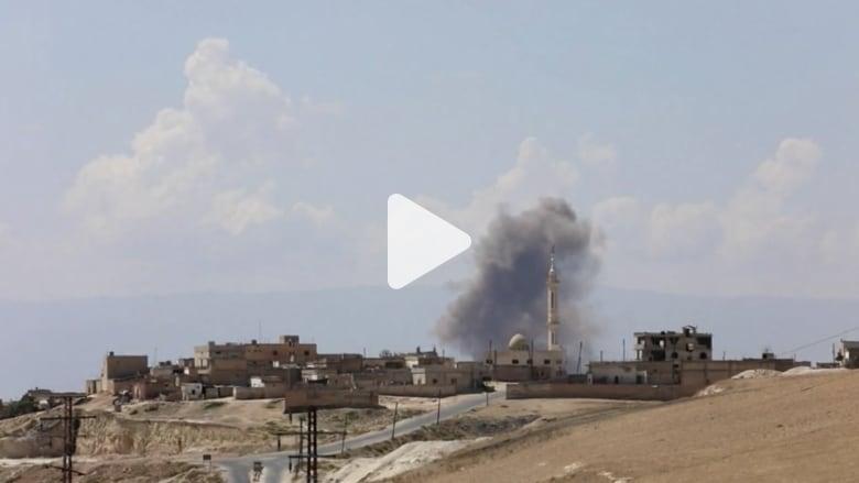 كاميرا CNN على خطوط الجبهة الأمامية في إدلب