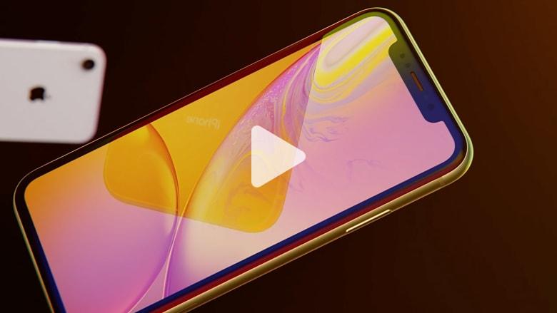 آبل تكشف عن هاتف جديد كلياً.. تعرّف على آيفون XR