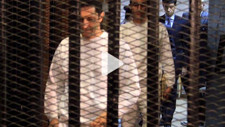 """بعد أمر القبض عليهما.. ماعلاقة علاء وجمال مبارك بقضية """"التلا"""