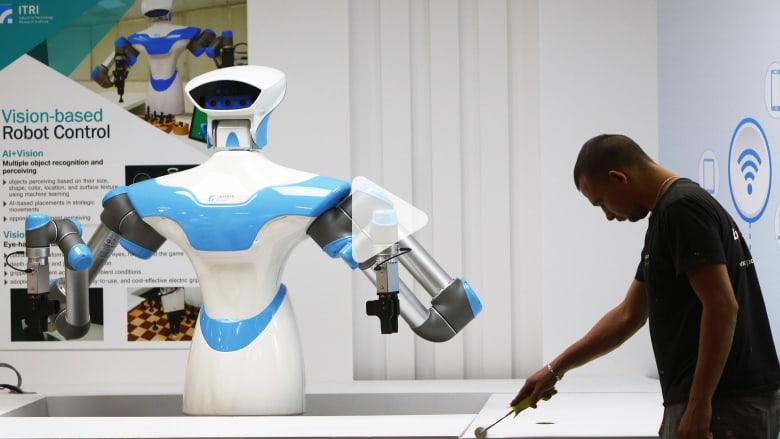 مع تزايد الاعتماد على الآلات.. مستقبل البشر الوظيفي في خطر
