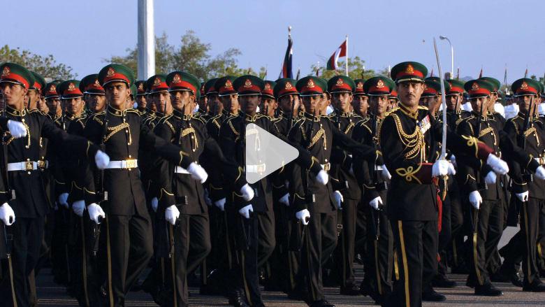 فيديوغرافيك.. ما هي قدرات سلطنة عُمان العسكرية؟