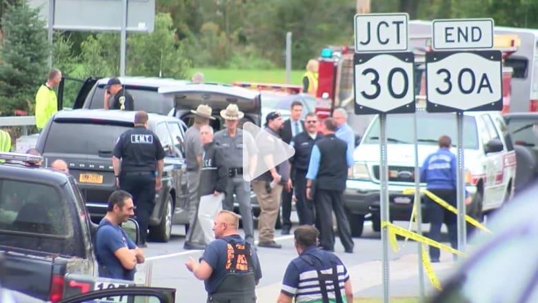 مقتل 20 شخصا في حادث سيارة ليموزين في نيويورك