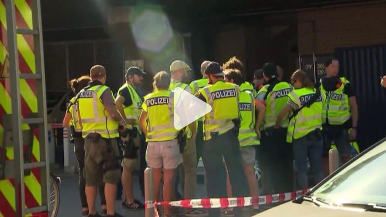 الشرطة الألمانية تحرر امرأة احتجزها مسلح في محطة للقطار