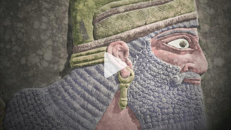 قطعة فنية آشورية تاريخية للبيع.. وسعرها 10 ملايين دولار