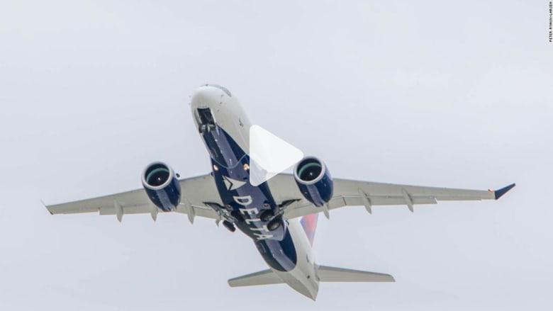 """بعد 3 عقود.. """"دلتا"""" تكشف عن طائرة بتصميم جديد كلياً"""