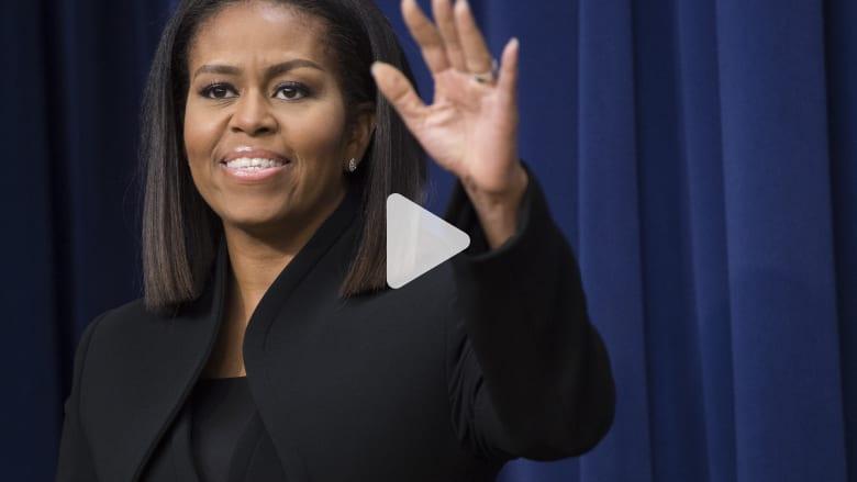 ميشيل أوباما تتحدث عن العقم وعلاقتها مع زوجها والبيت الأبيض